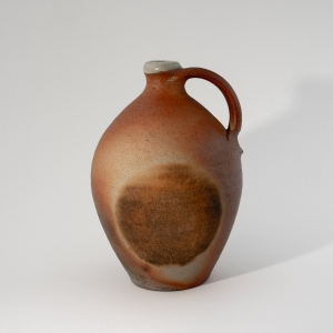 Charlie Collier - wood fired Flagon