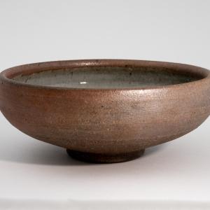 Brigitte Colleaux wood fired bowl