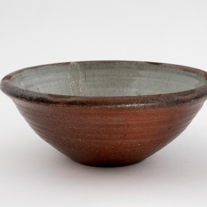 Brigitte Colleaux wood fired large bowl
